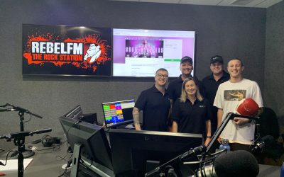 Rebel FM launches first ever Sports Show