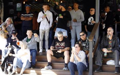 Rebel FM's AC/DC Day at Jacobs Well Tavern, a massive success